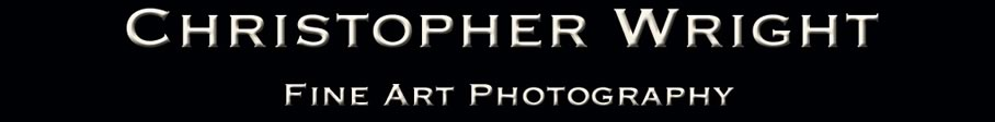 Christopher Wright Fine Art Photographer